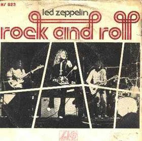 disco LED ZEPPELIN - Rock and roll