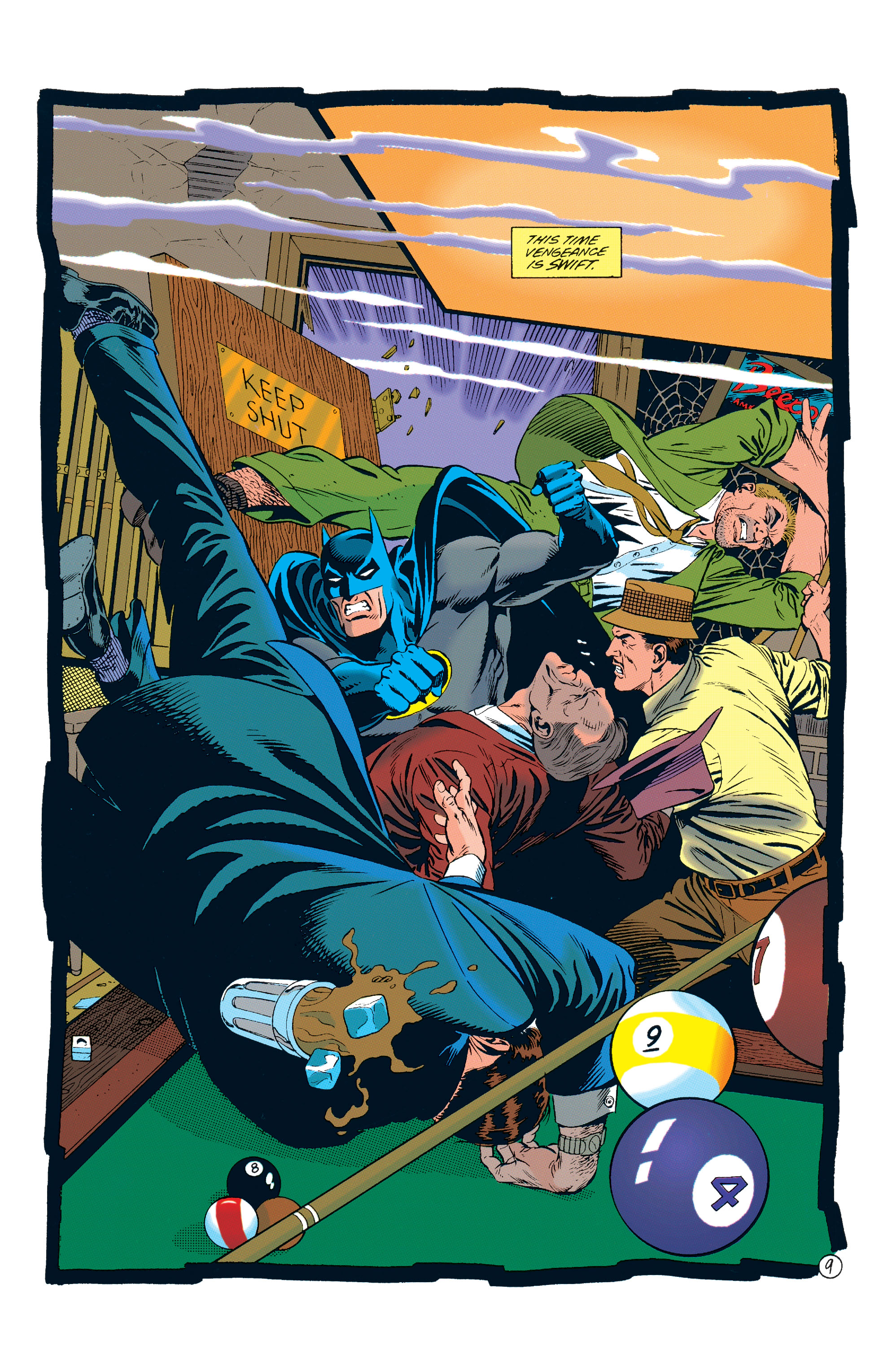 Detective Comics (1937) Issue #678 Page 10