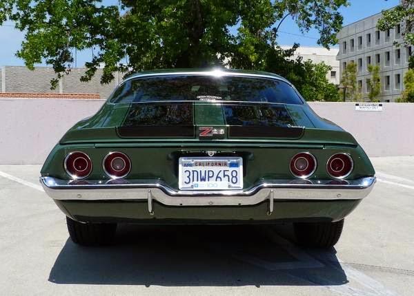 1970 Chevrolet Camaro Z28 for Sale - Buy American Muscle Car