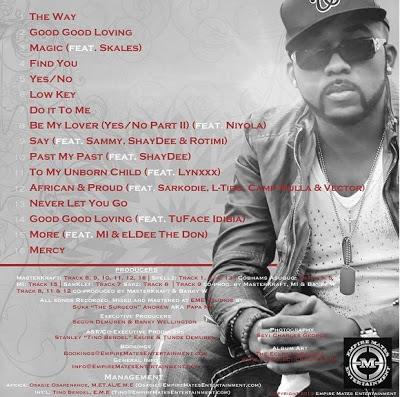 R&Bw tracklist