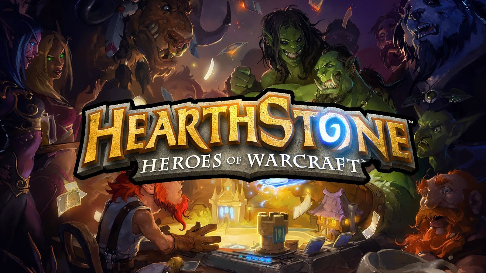 Blizzard's Hearthstone