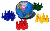 Imagem representando agrupamentos de internautas