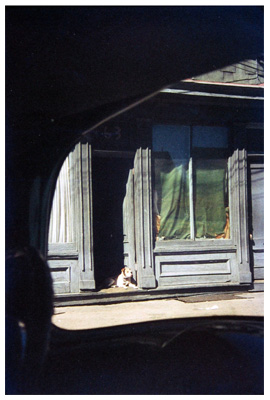 http://kvetchlandia.tumblr.com/post/122745608308/saul-leiter-dog-in-doorway-paterson-new