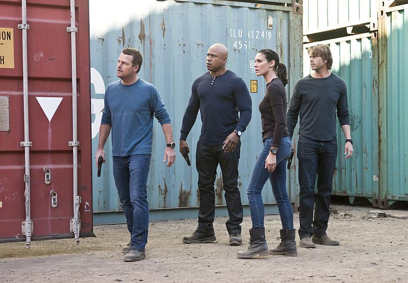 NCIS: Los Angeles - Episode 7.15 - Matryoshka - Promo, Sneak Peeks & Promotional Photos *Updated*