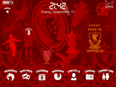 Liverpool fc themes collection free download for bb blackberry free blackberry theme for lfc fans for those who support liverpool football club 6 hidden today entries and yes this is anfield free light theme slow voltagebd Choice Image
