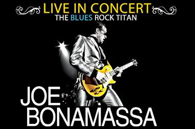 Joe Bonamassa Brazil tour 2013
