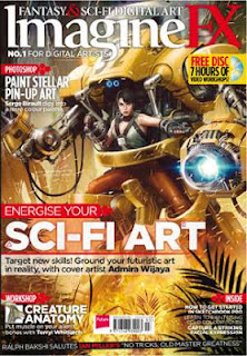 ImagineFX Magazine Issue 093 March 2013