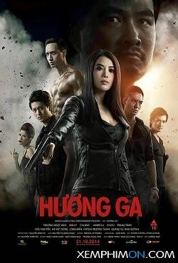 Hương Ga - Rise - 2014