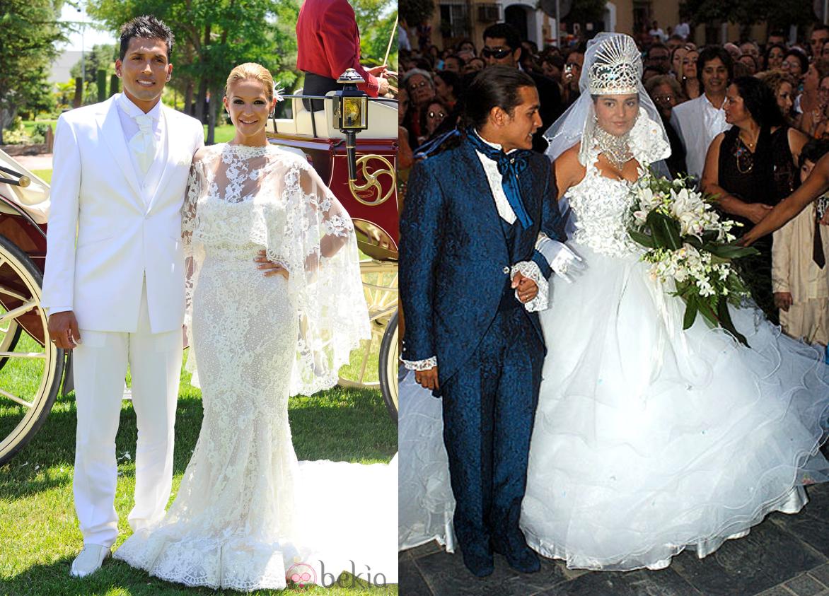 Boda de Tamara Gorro, boda de Farruquito