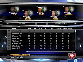 NBA 2k14 Custom Roster Update v4 : February 21st, 2015 - Trade Deadline - Celtics Roster