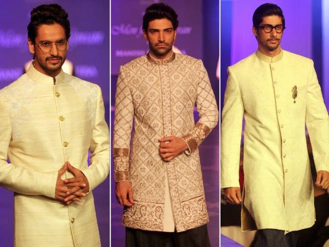 men wear pathani, eid 2014 men collection