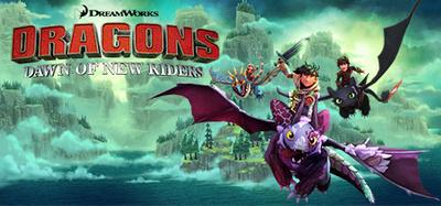 DreamWorks Dragons Dawn of New Riders-PLAZA