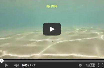 Όταν οι ηλιαχτίδες ζωγραφίζουν στην άμμο - When sunbeams draw on the sand