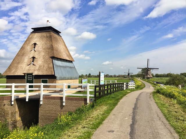 путешествие по Голландии