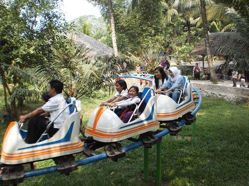 Wisata Cikole Serang Banten on