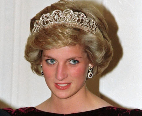 Princess Charlotte's late grandmother, Diana, Princess of Wales