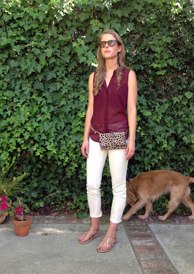 Hipsters for Sisters Blog Leopard Fanny pack Bum Bag