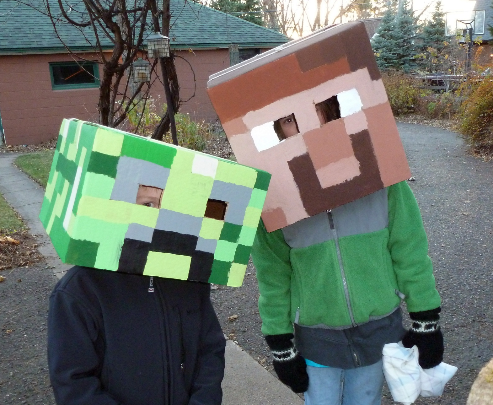 Creeper and steve auto design tech - Minecraft creeper and steve ...