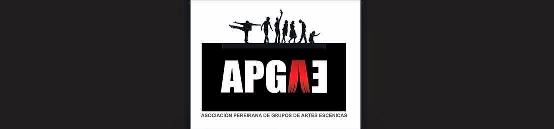 ASOCIACIÓN PEREIRANA DE GRUPOS DE ARTES ESCÉNICAS  -APGAE-