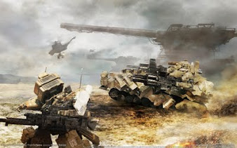 #3 Armored Core Wallpaper