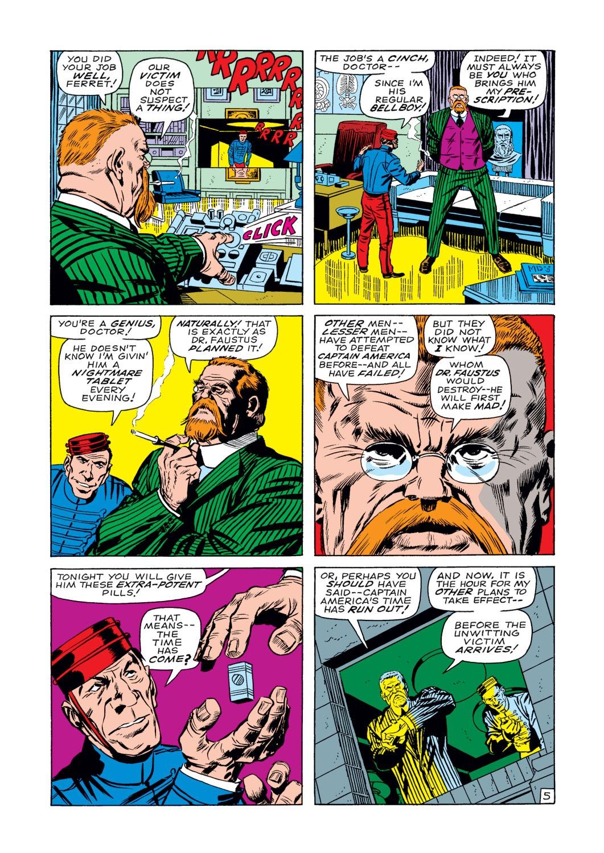 Captain America (1968) Issue #107 #21 - English 6