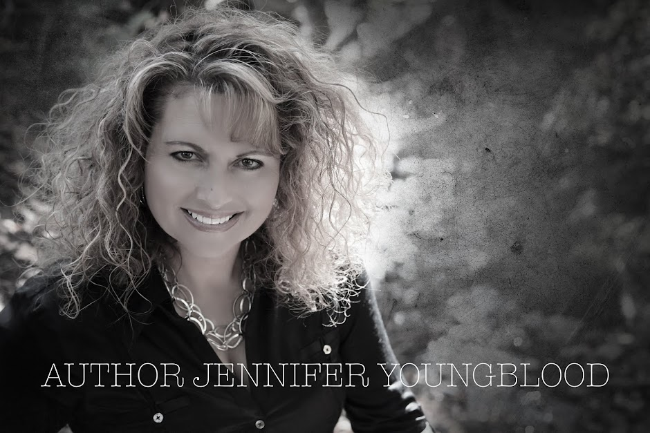 Inspirational Romance Author Jennifer Youngblood