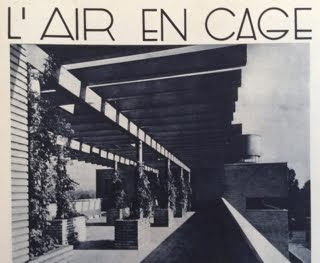 L'Air en cage, le XXXe siècle !