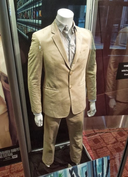 The Counselor Michael Fassbender suit