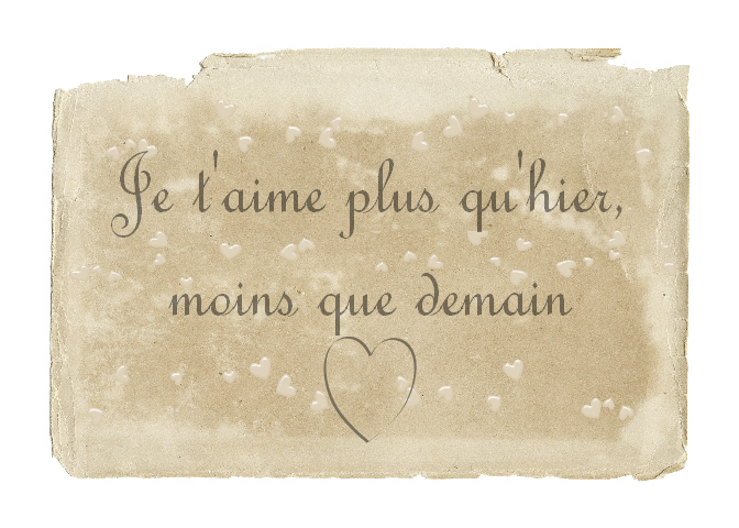 french love quotes and translations quotesgram