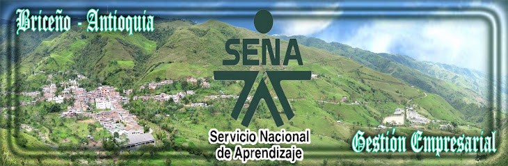 SENA - CONOCIMIENTO Y EMPRENDIMIENTO PARA TODOS LOS COLOMBIANOS