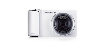 Samsung Galaxy Camera Wi-Fi Only White