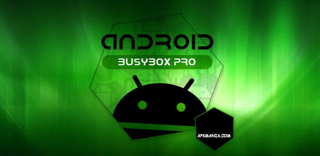 BusyBox Pro v9.7.1 APK