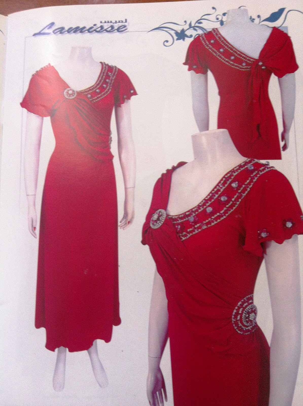 robe interieur dentelle algerienne ete 2015 holidays oo