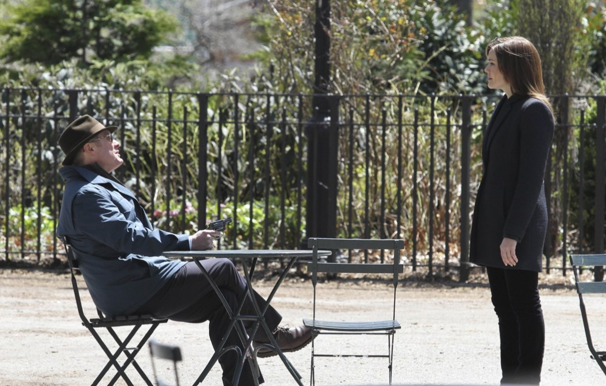 The Blacklist - Set Photos