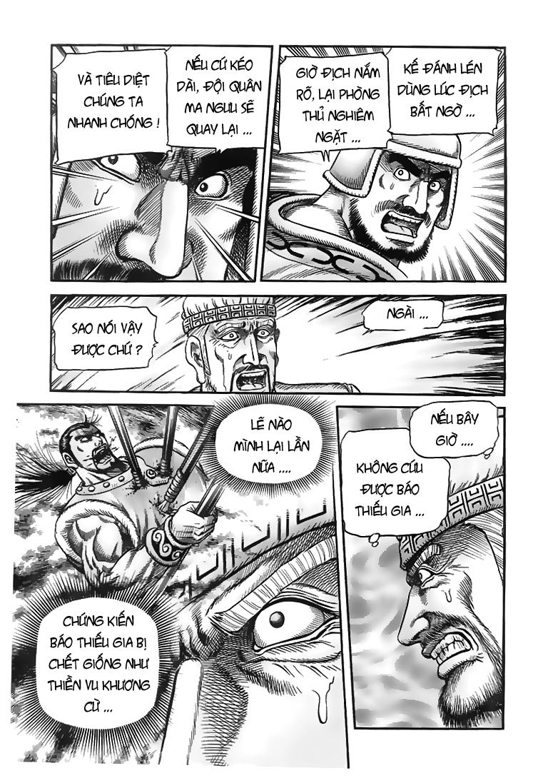 Chú Bé Rồng - Ryuuroden chap 115 - Trang 31