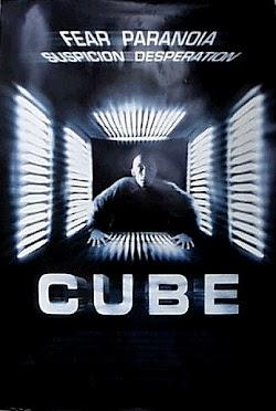 Mê Cung Lập Phương - Cube (1997) Poster