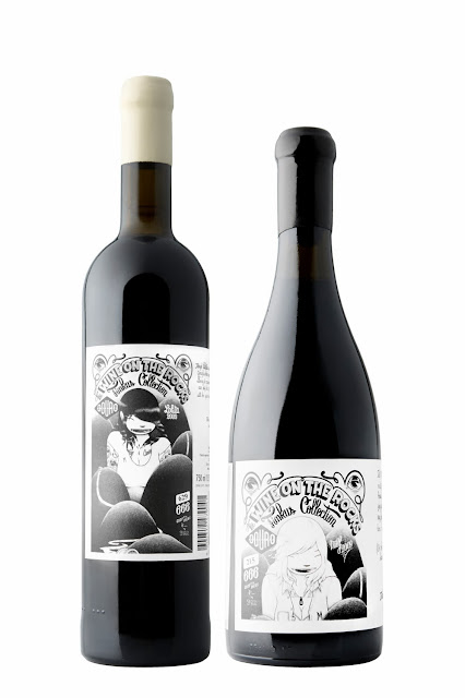 Divulgação: Quinta do Pôpa lança 2ª edição de 'Wine on the Rocks Finkus Collection - Lolita & Milf' - reservarecomendada.blogspot.pt
