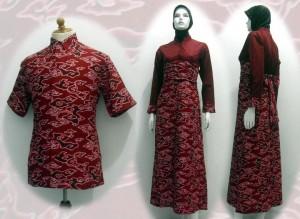 baju+batik+a16 BAJU MUSLIMAH MOTIF BATIK