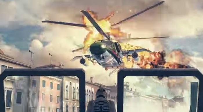 Modern Combat 5: Blackout E3 Videosu