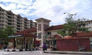 Pangsapuri Perdana Shah Alam