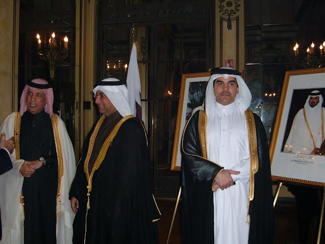 Rendez Vous Ricevimento Dell Ambasciatore Del Qatar