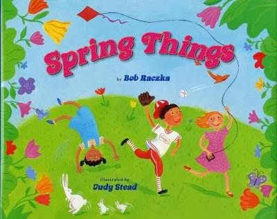 bookcover of SPRING THINGS by Bob Raczka