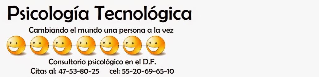 Psicología Tecnológica