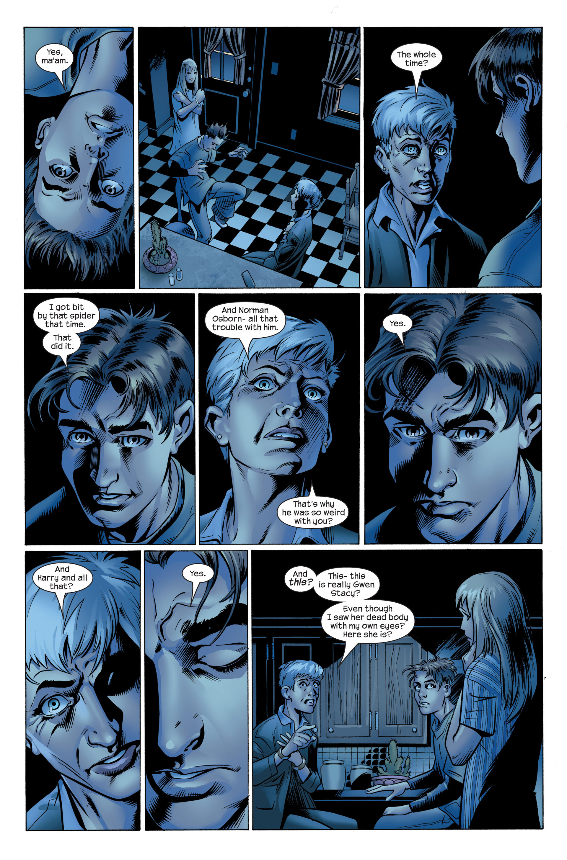 Ultimate Spider-Man (2000) Issue #99 #103 - English 16
