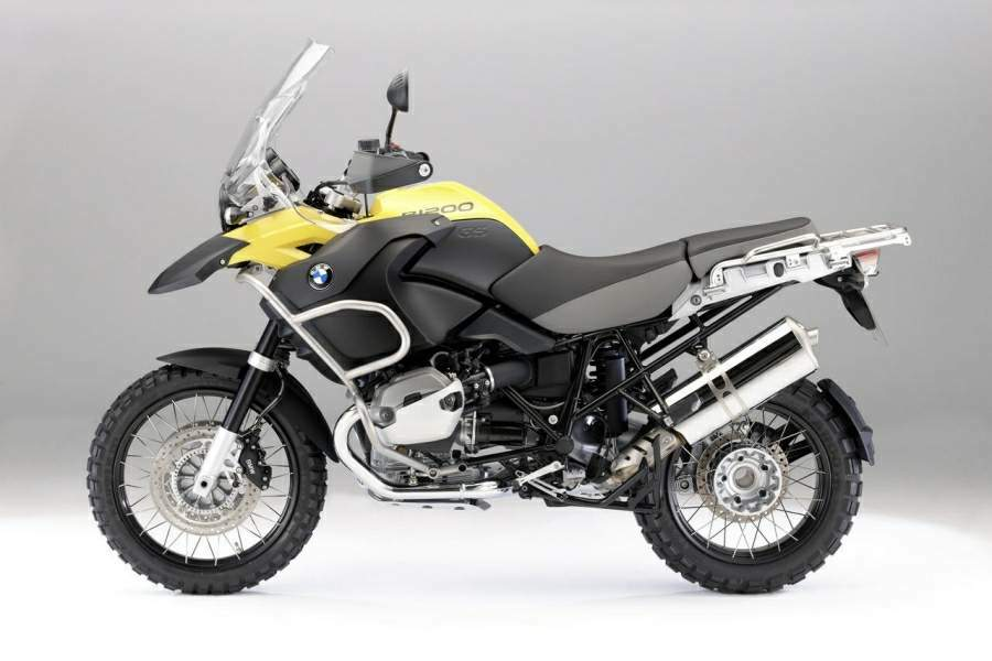 BMW GS: Adventure Motorcycle: A 30 Year Catalog