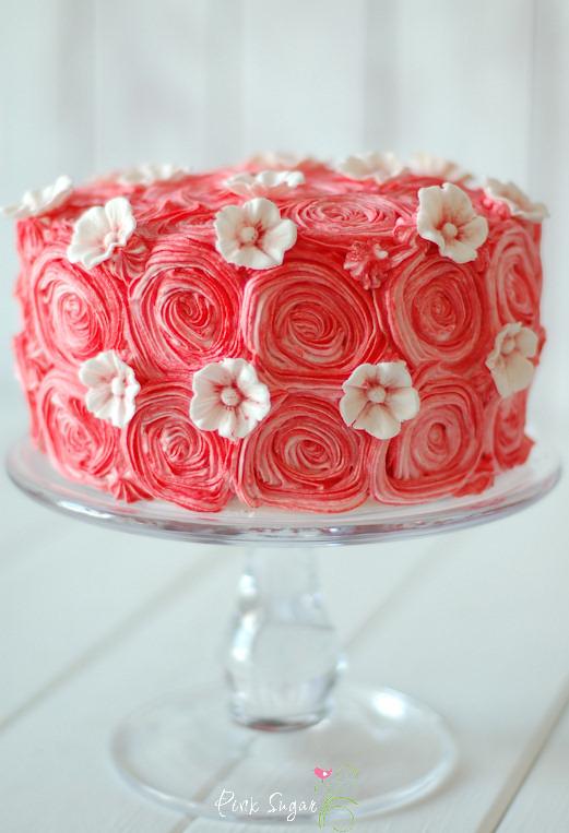 kessy 39 s pink sugar red velvet cake. Black Bedroom Furniture Sets. Home Design Ideas