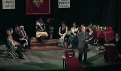 Jocs Florals de Calella - 2011