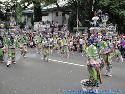 Masskara Festival streetdance