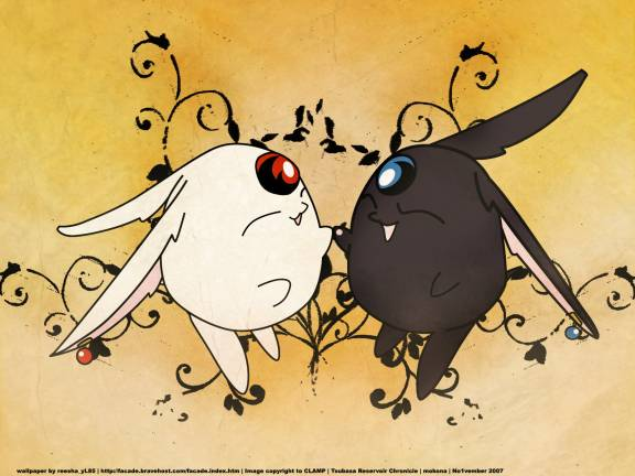 Mokona Black White