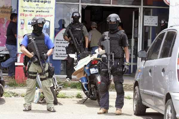 Terduga Teroris Ciputat Siapkan Aksi di Hari Raya Imlek 2014